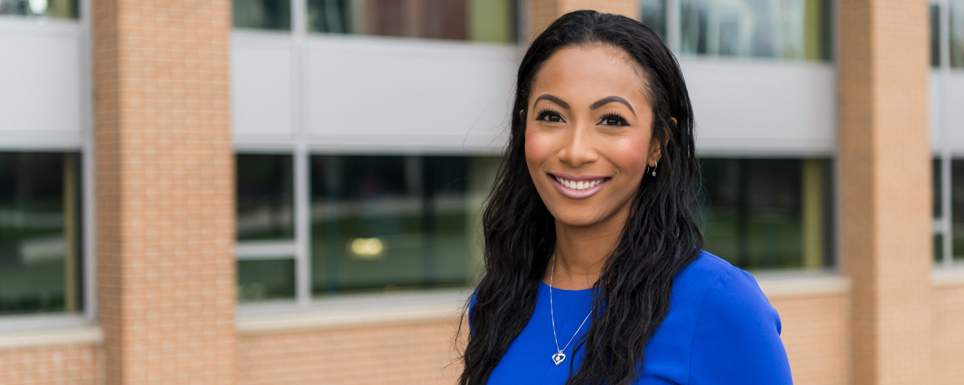 Janae Baptiste, dedicated HIV researcher and educator, to continue as a postdoc at UMBC