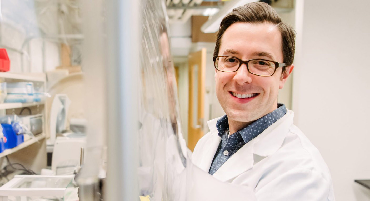 Dr. Aaron Smith featured in UMBC news article